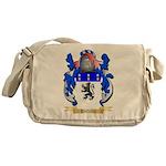 Portalier Messenger Bag