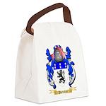 Portalier Canvas Lunch Bag