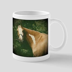 Palomino Paint Horse, pinto horse small Mug