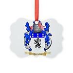 Portalier Picture Ornament