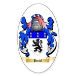Portal Sticker (Oval 10 pk)