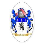 Portal Sticker (Oval 50 pk)