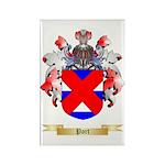 Port Rectangle Magnet (100 pack)