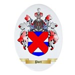 Port Oval Ornament