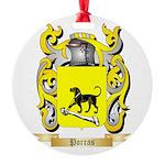 Porras Round Ornament