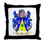 Por Throw Pillow