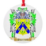 Popplewell Round Ornament