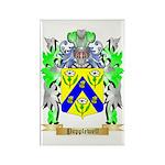 Popplewell Rectangle Magnet (100 pack)