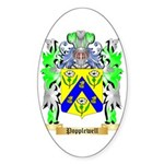 Popplewell Sticker (Oval)