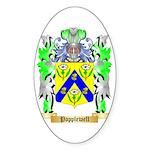 Popplewell Sticker (Oval 10 pk)