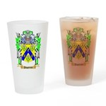 Poppleton Drinking Glass