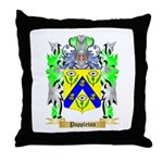 Poppleton Throw Pillow