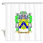 Poppleton Shower Curtain