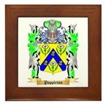 Poppleton Framed Tile