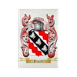 Popple Rectangle Magnet (100 pack)