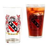 Popple Drinking Glass