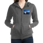 Life is a shipwreck Women's Zip Hoodie