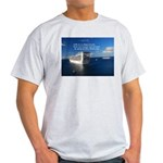 Life is a shipwreck Light T-Shirt