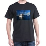 Life is a shipwreck Dark T-Shirt
