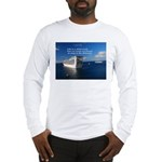 Life is a shipwreck Long Sleeve T-Shirt