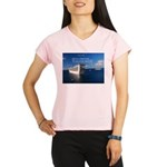 Life is a shipwreck Performance Dry T-Shirt