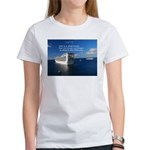 Life is a shipwreck Women's T-Shirt