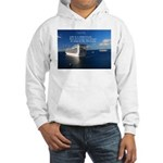 Life is a shipwreck Hooded Sweatshirt