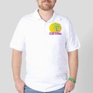 Club Chemo-Lymphedema Golf Shirt