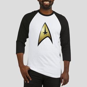 Star Trek: TOS Command Emblem Baseball Jersey
