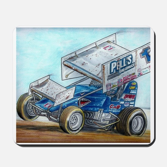 The 1A at Lincoln Mousepad