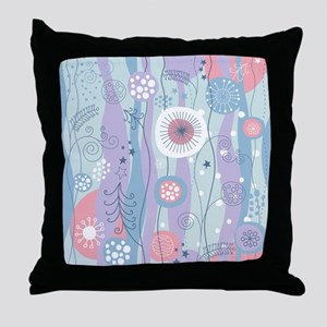 Decorative Pattern Throw Pillow
