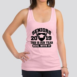 2019 Deal With It Racerback Tank Top