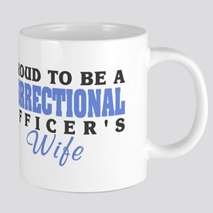 Correctional Officers Wife Mugs