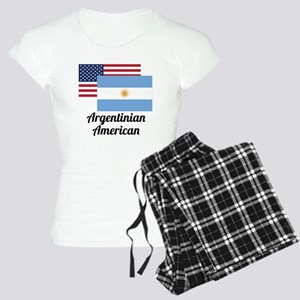 American And Argentinian Flag Pajamas