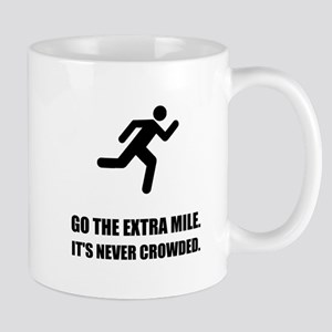 Go The Extra Mile 2 Mugs