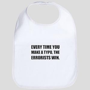 Typo Errorists 2 Bib