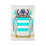 Poppel Rectangle Magnet (100 pack)