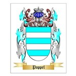 Poppel Small Poster