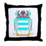 Poppel Throw Pillow