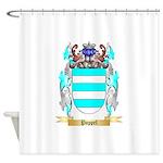 Poppel Shower Curtain
