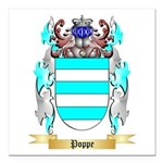 Poppe Square Car Magnet 3