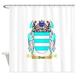 Poppe Shower Curtain