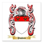 Popham Square Car Magnet 3