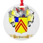 Pope Round Ornament