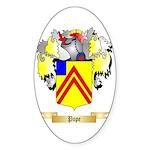 Pope Sticker (Oval 10 pk)