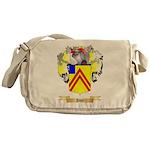 Pope Messenger Bag