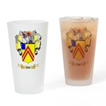 Pope Drinking Glass
