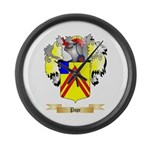 Pope Large Wall Clock