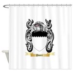 Poore Shower Curtain