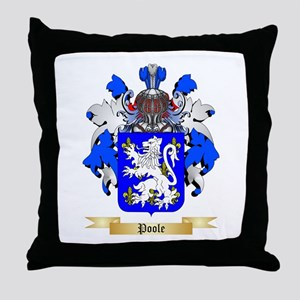 Poole Throw Pillow